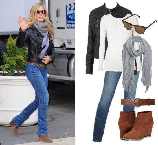 celebrity look for less jennifer aniston the it mom