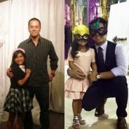 Love this #FlashbackFriday of hubby taking his daughters out on…
