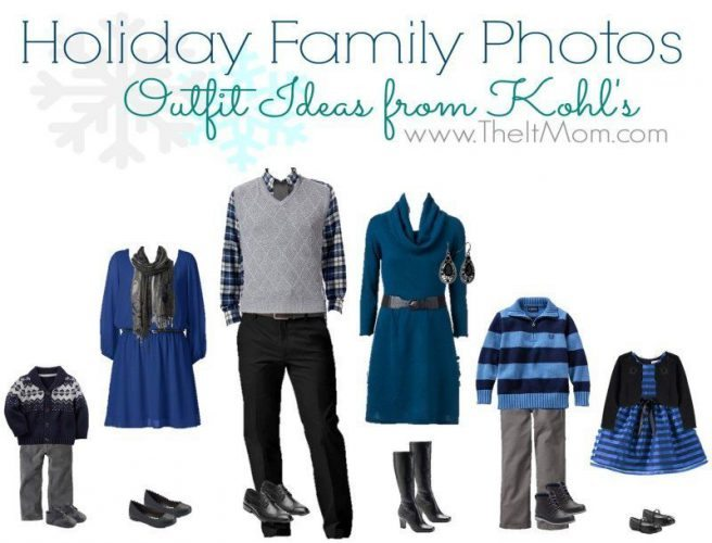 11.22 Family Photo Outfit Board - Kohls THEITMOM