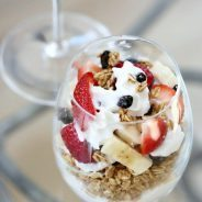 YUM! Made a delicious,#healthy and super easy Yogurt Parfait #recipe…