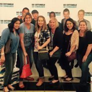 Heeeeeeyyyy!!! #TeamBuilding at the #NKOTB #Nelly and #TLC concert in…