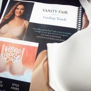 My new fave bra! The Cooling Touch Bra by ShopVanityFairhellip