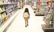 Ahhhhhh! How cute is JulianaTeh in her licensed Minion backpacks!hellip