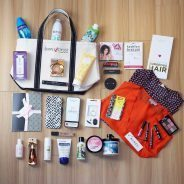 Love all the products from my @SimplyStylistXO VIP Fashionista swag…