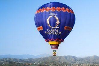 OZ Hot Air Balloon