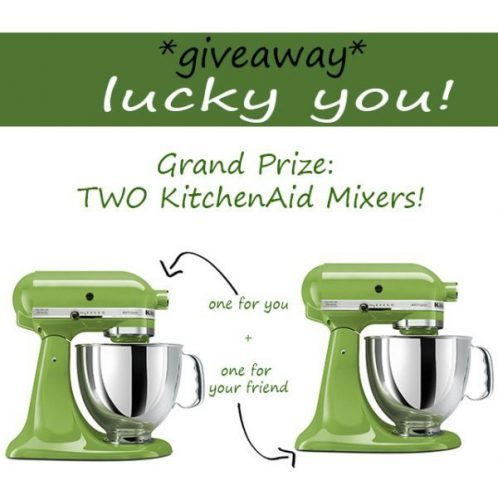 lucky you giveaway