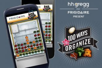Frigidaire 100 Ways To Organize Sweepstakes hh gregg