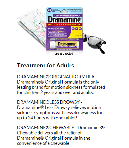 Dramamine Road Warrior Alliance 2