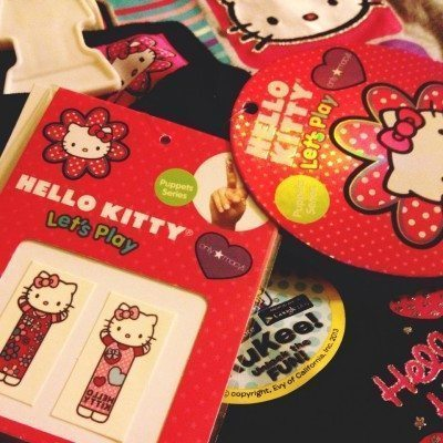 Hello Kitty Kukee 6