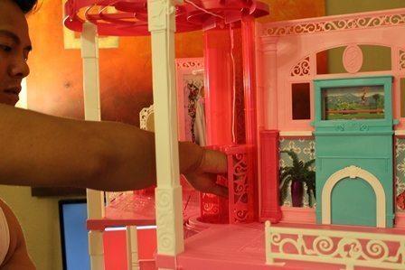 Barbie Dreamhouse Post 3