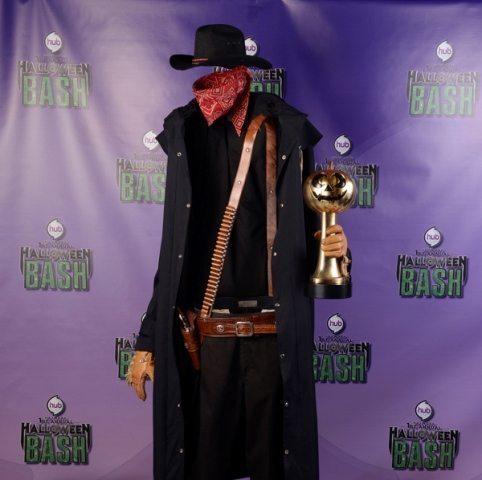 Bill-Freitag-Aizona-Invisible-Cowboy Hub Halloween Bash winner