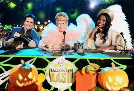 Hal-Sparks-MArtha-Stewart-CoCo-Jones-Judges-Hub Halloween Bash