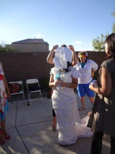 Cottonelle Bridal 1