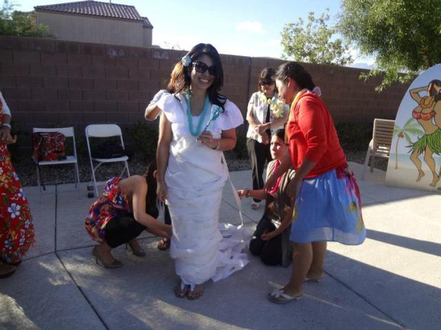 Cottonelle Bridal 5