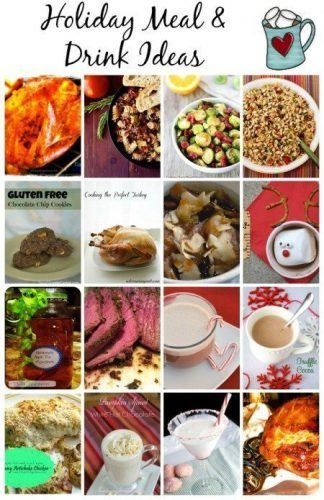Holiday Meal Ideas 2
