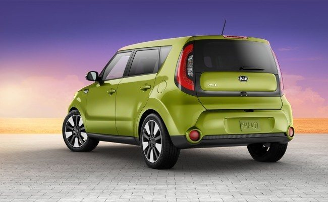 2014 Kia Soul Fun And Stylish And Can Handle The Snow