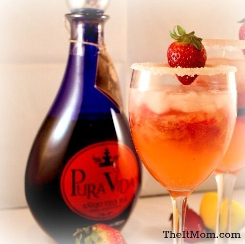 Pura Vida Strawberry 5