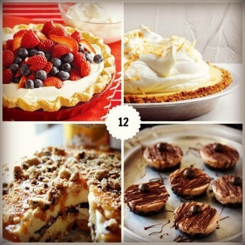Foodie Pie Collage