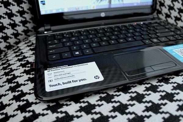 HP Pavilion TouchSmart 14 Sleekbook 5