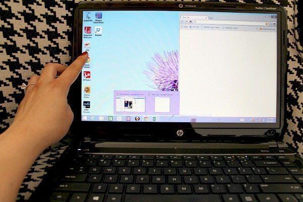 HP Pavilion TouchSmart 14 Sleekbook 6