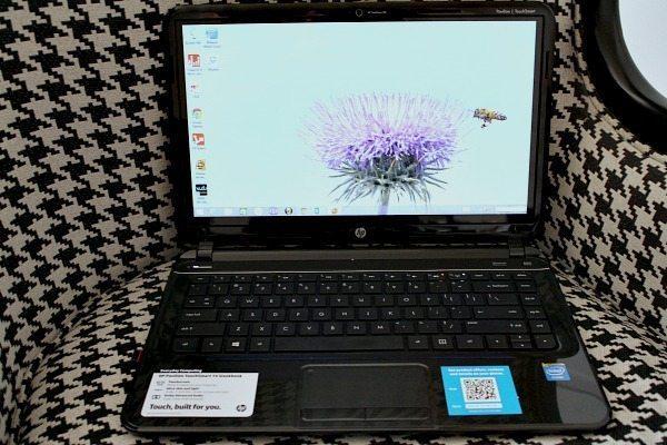 HP Pavilion TouchSmart 14 Sleekbook 7
