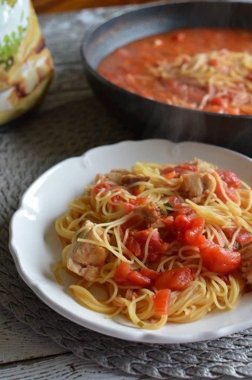 One Pan Pasta Recipe