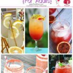 21 Refreshing Summer Drinks {For Adults}