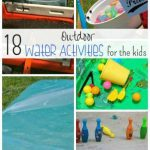 18 Outdoor Water Activities For The Kids