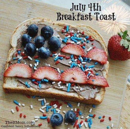 July 4th Breakfast Recipe
