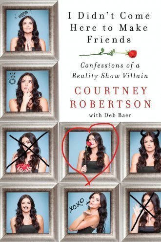 Courtney Robertson's Book