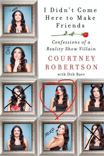 Courtney Robertson's Book