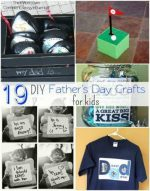 DIY Father's Day Crafts for Kids
