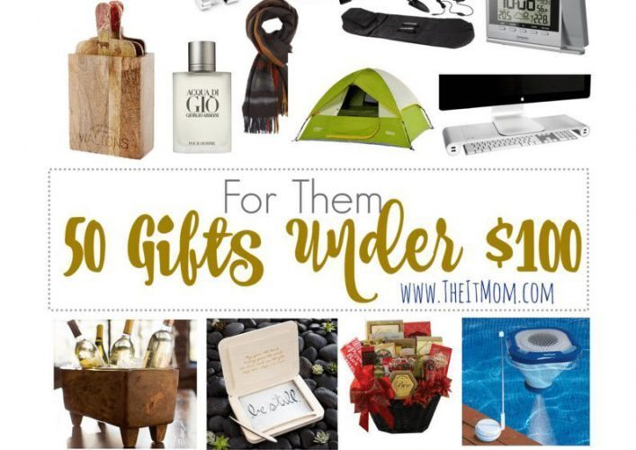 Gifts Under $100 - Best Cheap Christmas Presents Under $100