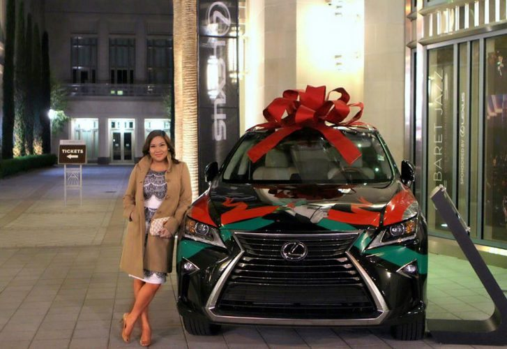 "The ""it"" Mom with the 2016 Lexus NX"