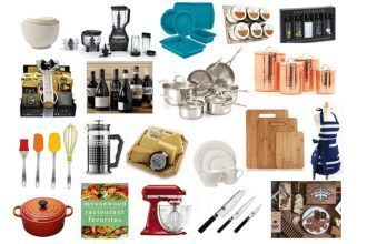 20 Gift Ideas for Foodies