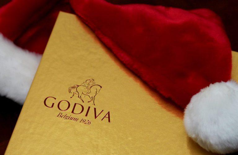 Godiva Chocolates Christmas Gift