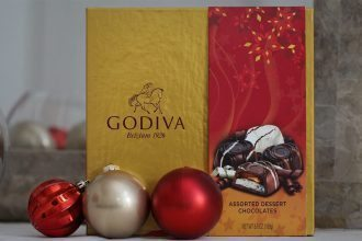 Godiva Chocolates Gold Box
