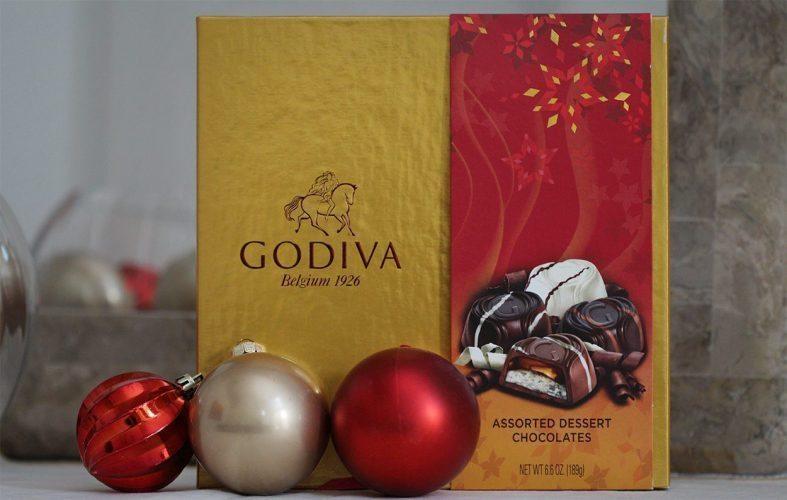 Godiva Chocolates Gold Box