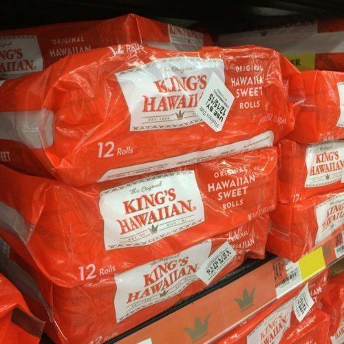King's Hawaiian Bread Walmart