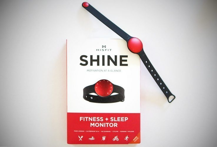 Misfit ShineTM Fitness + Sleep Monitor