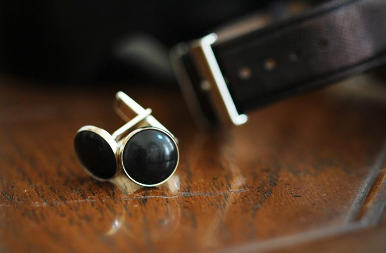 Menguin Cuff Links