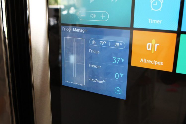 Samsung Fridge Manager