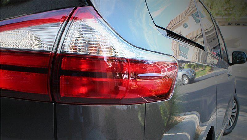 Toyota Sienna Tail Lights