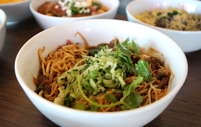 Korean Beef Noodles