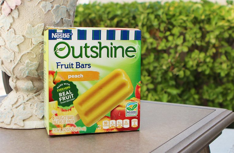 Outshine Peach Fruit Bars