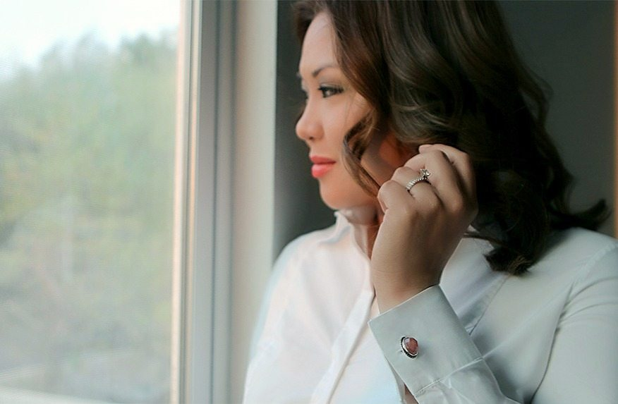 3 Ways To Wear Cufflinks for Women