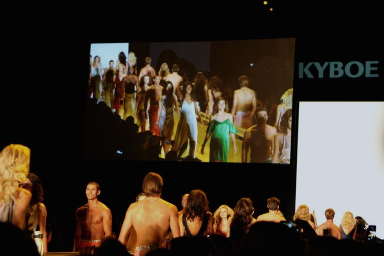 Finale KYBOE New York Fashion Week Fashion Show