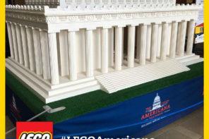 Lego Americana Fashion Show Mall Las Vegas