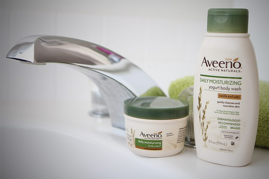 AVEENO® Daily Moisturizing Body Yogurt Collection