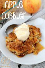 Apple Cobbler Recipe – A Perfect Fall Dessert